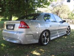 wanted7 2004 Holden Commodore