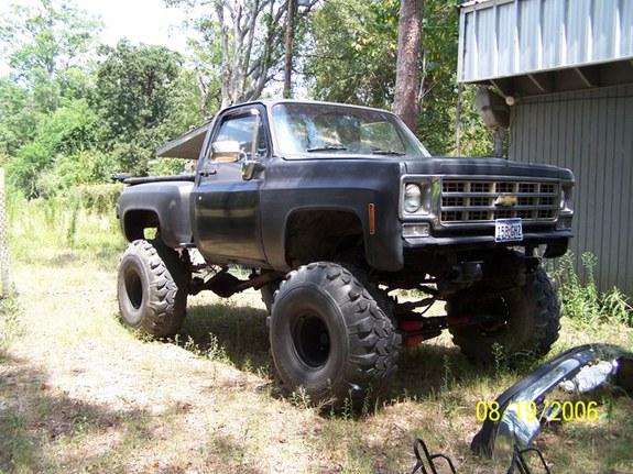 Another 98GreenBowtie 1977 Chevrolet C/K Pick-Up post... - 8807085
