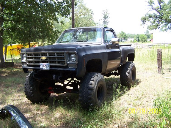 Another 98GreenBowtie 1977 Chevrolet C/K Pick-Up post... - 8807086
