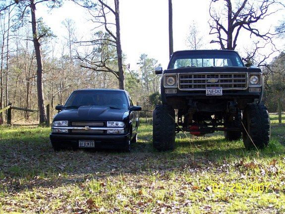 Another 98GreenBowtie 1977 Chevrolet C/K Pick-Up post... - 8807090