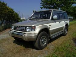 Marktiens 1993 Mitsubishi Pajero