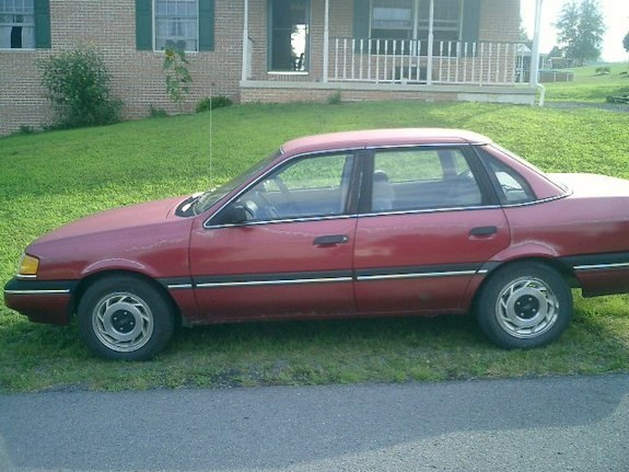 Another crammy 1989 Ford Tempo post... - 8701101