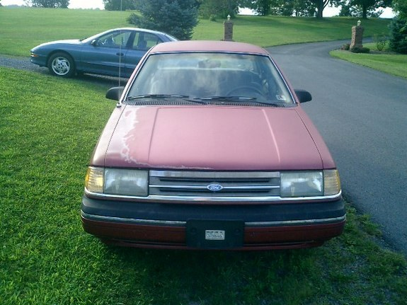Another crammy 1989 Ford Tempo post... - 8701102
