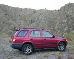 ZuKeepers 1998 Isuzu Rodeo
