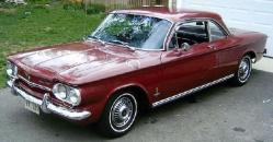 wannes 1963 Chevrolet Corvair