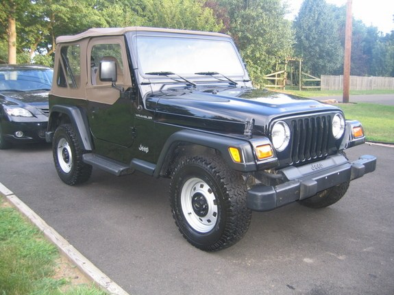 Another schlsux2 2001 Jeep TJ post... - 8703276