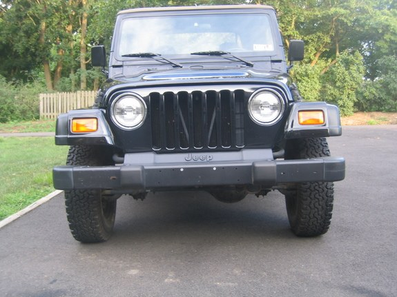 Another schlsux2 2001 Jeep TJ post... - 8703277