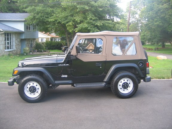 Another schlsux2 2001 Jeep TJ post... - 8703278