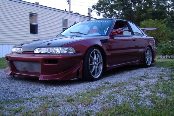 redline_civic 1991 Acura Integra Specs, Photos, Modification Info at