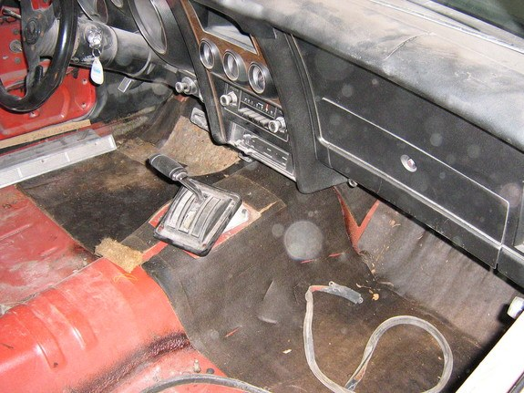 Another audiofactor 1971 Ford Mustang post... - 8707015