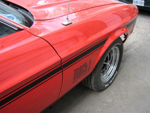 Another audiofactor 1971 Ford Mustang post... - 8707030