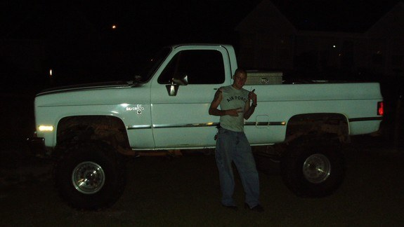 scrunkness69 1981 Chevrolet C/K Pick-Up