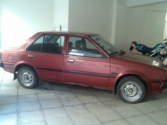 Another Nismo_gr19 1984 Nissan Sunny post... - 8709151