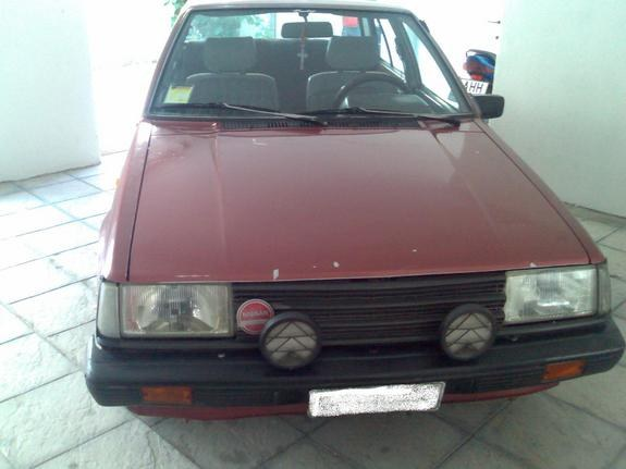 Another Nismo_gr19 1984 Nissan Sunny post... - 8709152
