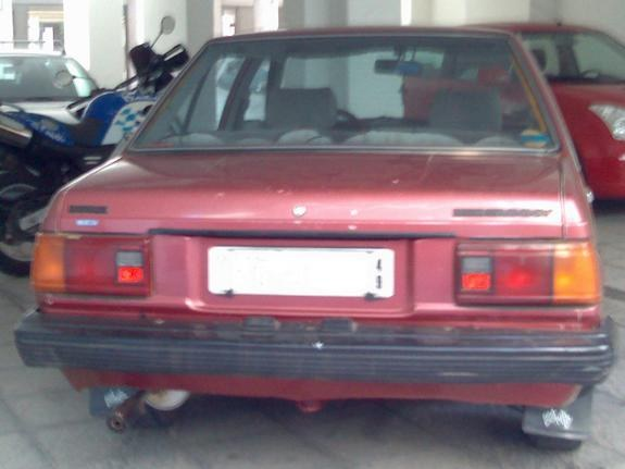 Another Nismo_gr19 1984 Nissan Sunny post... - 8709153