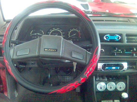 Another Nismo_gr19 1984 Nissan Sunny post... - 8709156