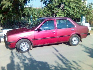 Another Nismo_gr19 1984 Nissan Sunny post... - 8709157