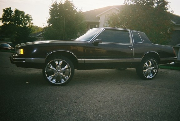 Another akademiks_4 1986 Chevrolet Monte Carlo post... - 8709026