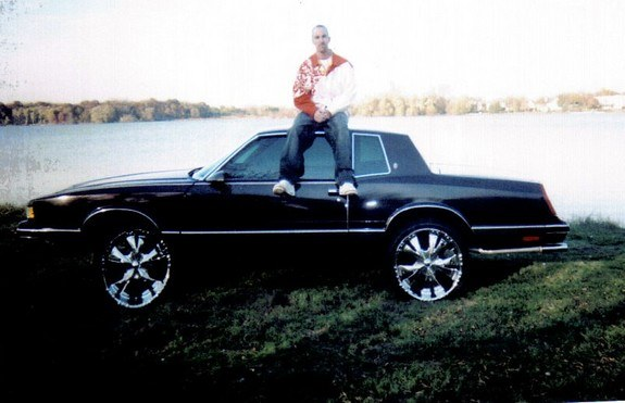Another akademiks_4 1986 Chevrolet Monte Carlo post... - 8709032