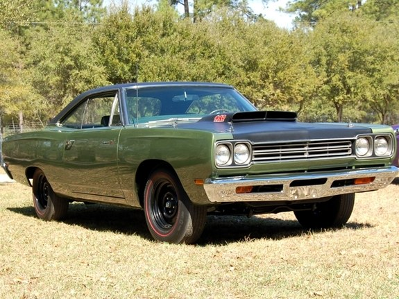 moparcrazy69's 1969 Plymouth Roadrunner