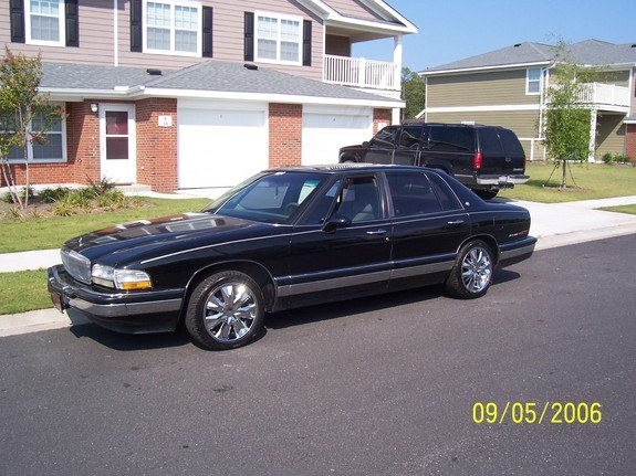 overstreet40 1994 buick park avenue specs photos. Black Bedroom Furniture Sets. Home Design Ideas
