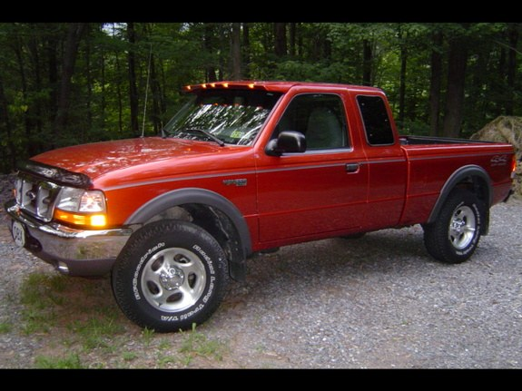 Cdsmith90 1999 Ford Ranger Regular Cab Specs  Photos