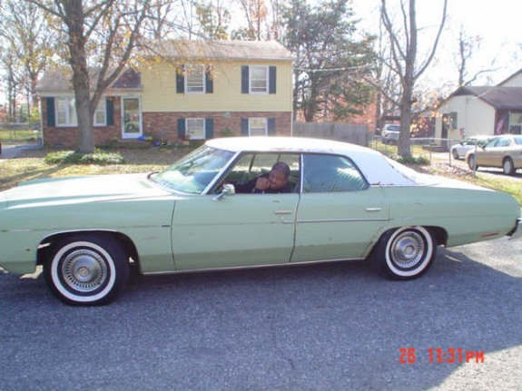 snowmoney 1974 Chevrolet Impala 8712602