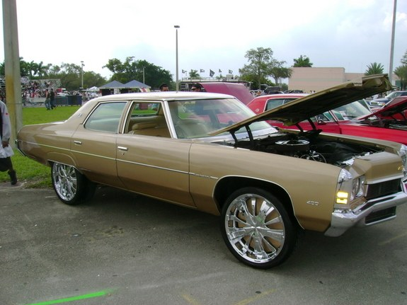 snowmoney 1974 Chevrolet Impala 8712655