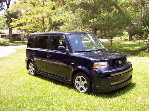 ocjonc89 2005 scion xb specs photos modification info at. Black Bedroom Furniture Sets. Home Design Ideas