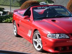 SUPERCHARGEDS281 1998 Saleen Mustang