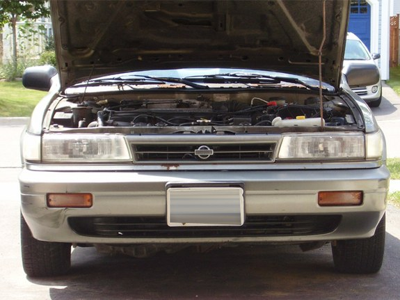 Another Miki01 1991 Nissan Stanza post... - 8716802