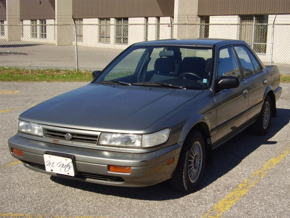 Another Miki01 1991 Nissan Stanza post... - 8716821