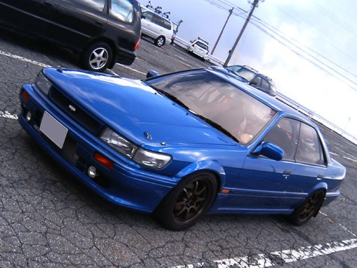 Another Miki01 1991 Nissan Stanza post... - 8716828