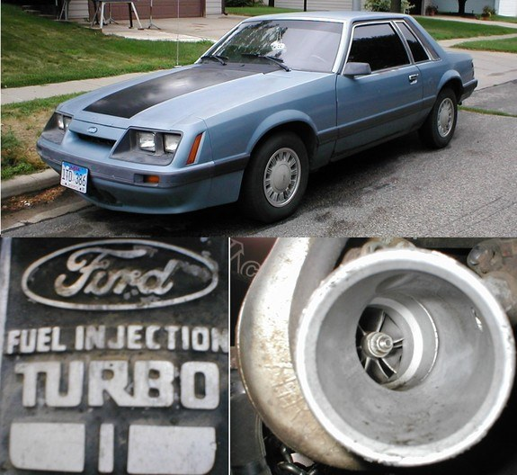 jimmy86mustang 1986 Ford Mustang