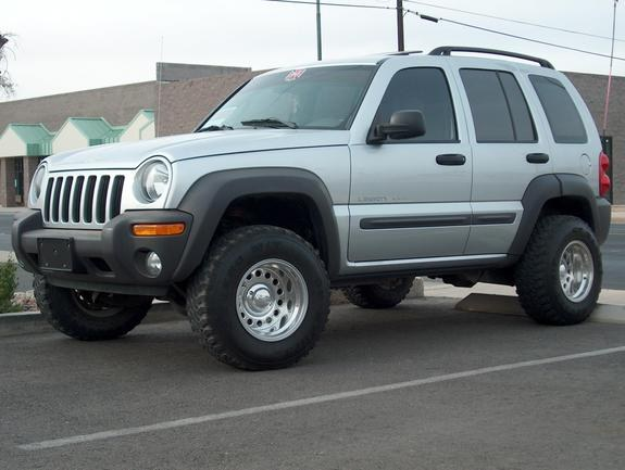 2003 Jeep Liberty Reviews And Rating | Motor Trend