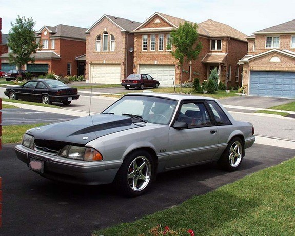 600hp92lx 1992 Ford Mustang Specs Photos Modification