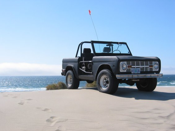 76TargaS 1968 Ford Bronco 8718681