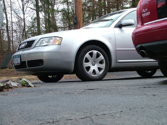 Another eightyeight5k 2000 Audi A6 post... - 8720218