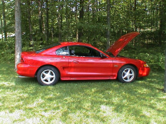 ar15viper 39 s 1996 ford mustang in sanford mi. Black Bedroom Furniture Sets. Home Design Ideas