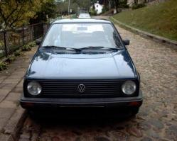 zupers 1986 Volkswagen Golf