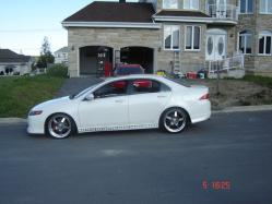 how to make acura tsx louder