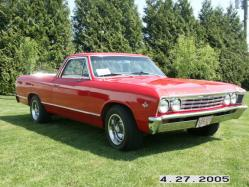 67elcaminodans 1967 Chevrolet El Camino