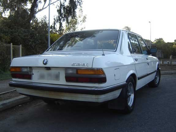 Another Boo_Dah 1982 BMW 5 Series post... - 8724209