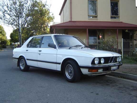 Boo Dah 1982 Bmw 5 Series Specs  Photos  Modification Info