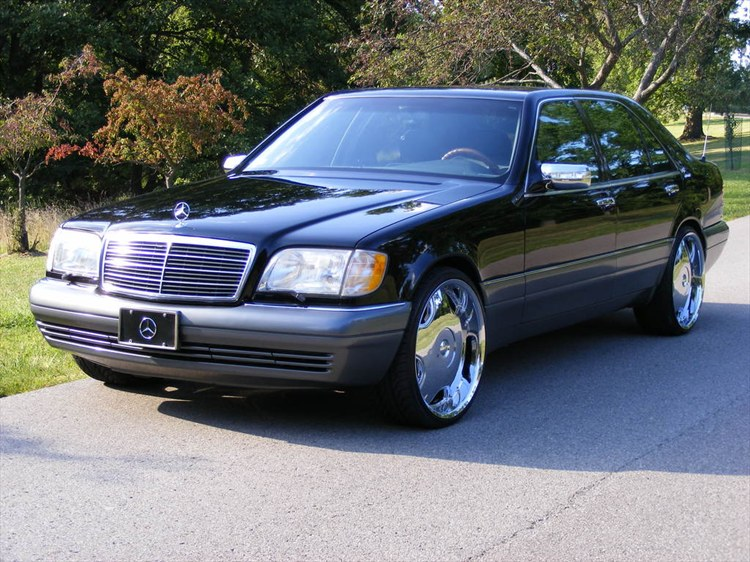 Madlmusic 39 s 1996 mercedes benz s class in cincinnati oh for 1996 mercedes benz s500