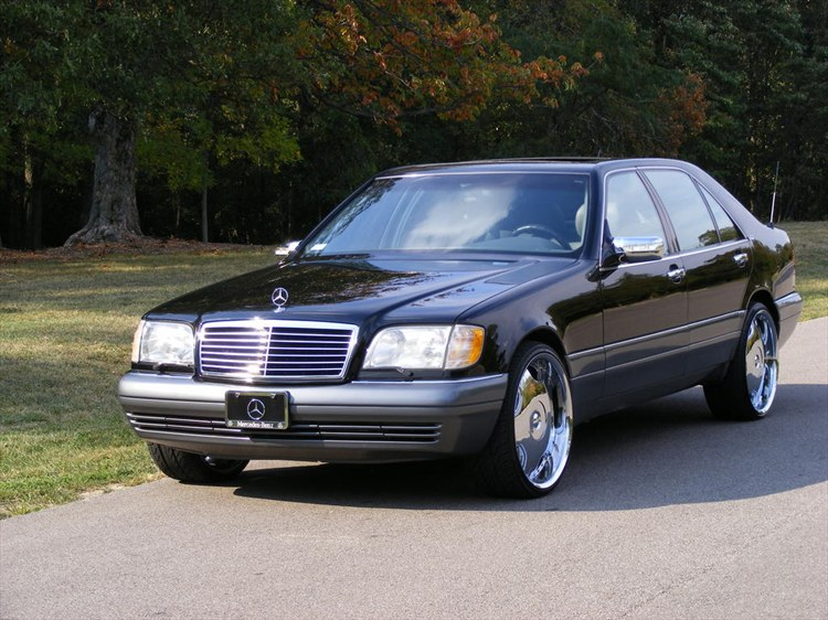 Madlmusic 1996 mercedes benz s class 39 s photo gallery at for Mercedes benz s500 1996
