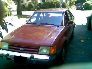 Macattack096's 1987 Ford Escort