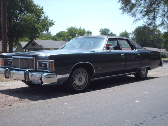 Josephurb 1976 Mercury Grand Marquis Specs Photos