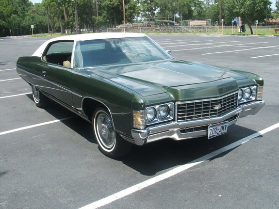 Another PLAYBOY006 1971 Chevrolet Caprice post... - 8729523