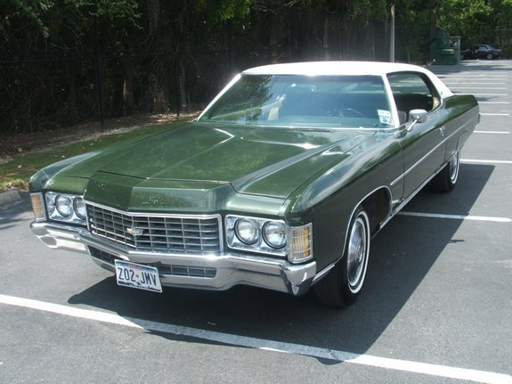 Another PLAYBOY006 1971 Chevrolet Caprice post... - 8729524